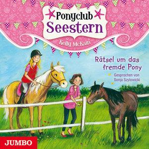 Ponyclub Seestern 03. Rätsel um das fremde Pony