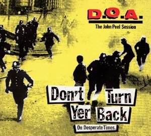 Don't Turn Your Back EP-John Peel Session