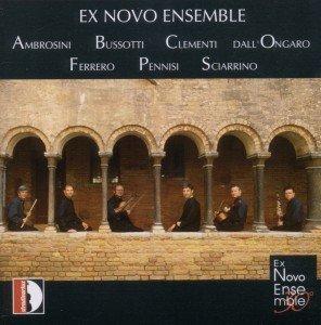 Ex Novo Ensemble: Trentennale