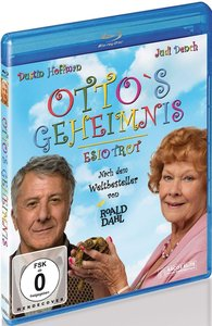 Mr.Hoppys Geheimnis (Esio Trot)-Blu-ray Disc