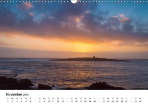 Wagner, M: Irland. Wild Atlantic Views. (Wandkalender 2015 D