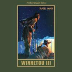 Winnetou III. mp3-CD