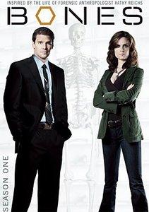 Bones - Die Knochenjägerin - Season 1