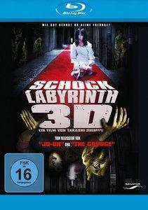 Schock Labyrinth 3 D BD