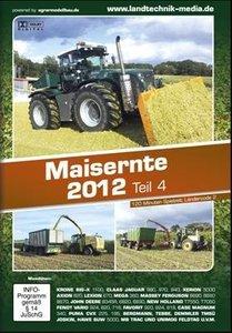 Maisernte 2012 Teil 4