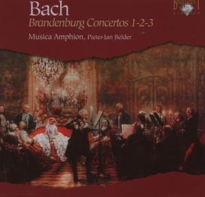 Brandenburg Concertos 1-2-3