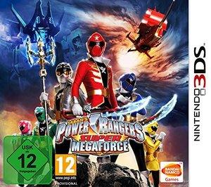 Power Rangers - Super Mega Force