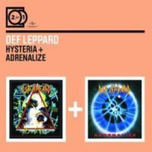 2 For 1: Hysteria/Adrenalize