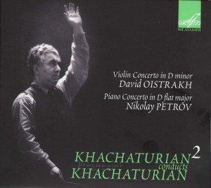 Khatchaturian conducts Khatchaturian 2