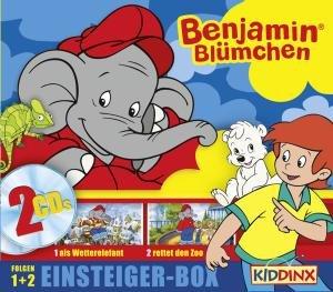 Benjamin Blümchen. Einsteiger-Box