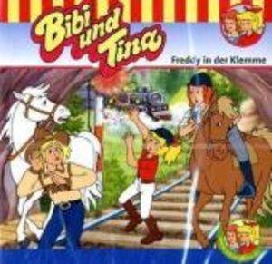 Bibi und Tina 52. Freddy in der Klemme. CD