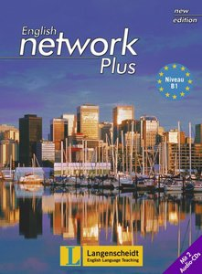 English Network Plus New Edition - Student's Book mit 2 Audio-CD