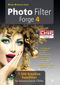 Photo Filter Forge 4 - Standard