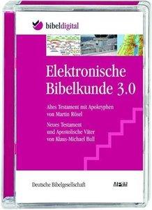 Elektronische Bibelkunde 3.0