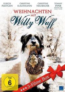 Weihnachten mit Willy Wuff - Edition - Teil 1-3