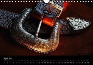 Western Art (Wall Calendar 2015 DIN A4 Landscape)