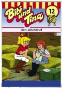 Bibi und Tina 12. Der Liebesbrief. Cassette