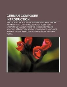 German composer Introduction