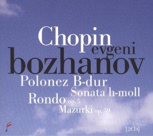 Piano Concerto/Mazurkas op.59/Sonata op.58/...