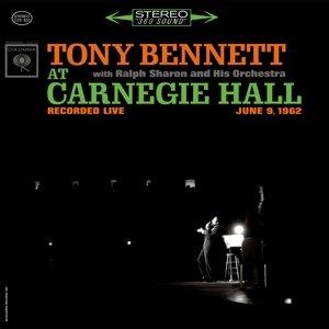 At Carnegie Hall,June 9,1962