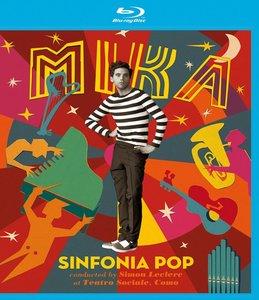 Sinfonia Pop (Blu-ray)