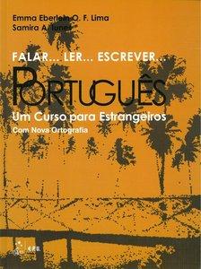 Falar... Ler... Escrever... Português. Kursbuch