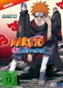 Naruto Shippuden - Staffel 07 +08