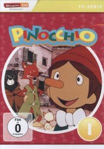 Pinocchio DVD 1 (TV-Serie)