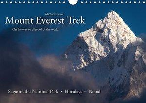 Mount Everest Trek (Wall Calendar 2015 DIN A4 Landscape)