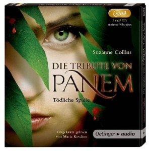 Die Tribute von Panem. Tödliche Spiele (2 MP3-CD)