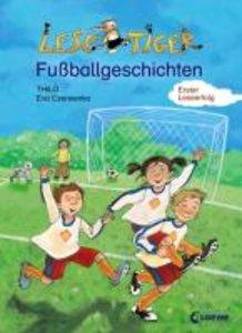 Kleine Lesetiger Fußballgeschichten
