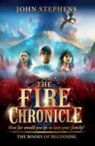 The Books of Beginning 02. The Fire Chronicle