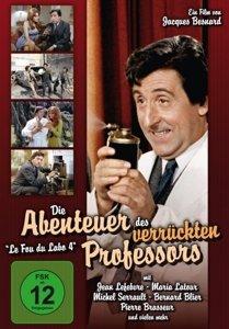 Die Abenteuer Des Verrückten Professors
