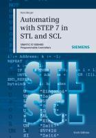 Automating with STEP 7 in STL and SCL - zum Schließen ins Bild klicken