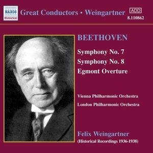 Sinfonien 7+8/Egmont Ouvertüre
