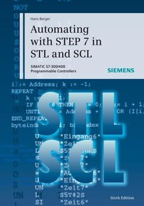 Automating with STEP 7 in STL and SCL