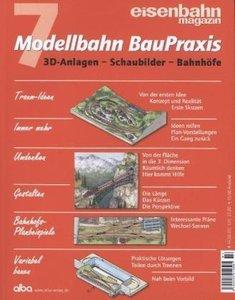 Modellbahn BauPraxis 07 3D-Anlagen - Schaubilder - Bahnhöfe