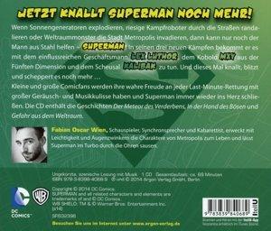 Superman - Abenteuer aus Metropolis