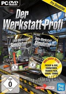 Der Werkstatt Profi. Für Windows 7/Vista/8/10