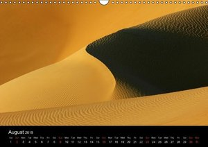 Beautiful Sahara (Wall Calendar 2015 DIN A3 Landscape)
