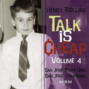 Talk Is Cheap Vol.4