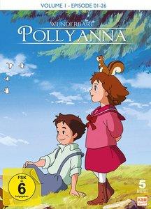 Wunderbare Pollyanna - Volume 1 - Episode 01-26