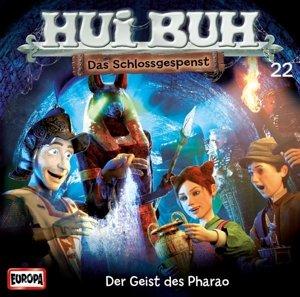 Hui Buh Neue Welt 22: Der Geist des Pharao