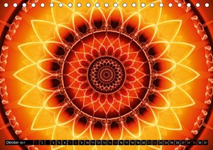 Energie - Mandalas in orange