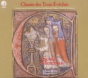 Chants Des Trois Eveches