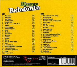 Sound Emotions-Harry Belafonte