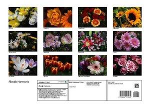 Florale Harmonie - Visuelle Poesie der Blumen (Posterbuch DIN A3