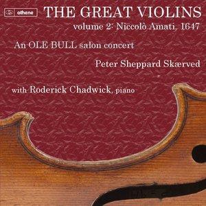 Great Violins Vol.2: Niccolo Amati 1647