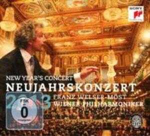 Neujahrskonzert 2013 (Deluxe Edition 2CD+DVD)