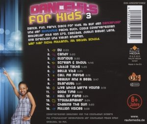 Dancehits For Kids Vol.3